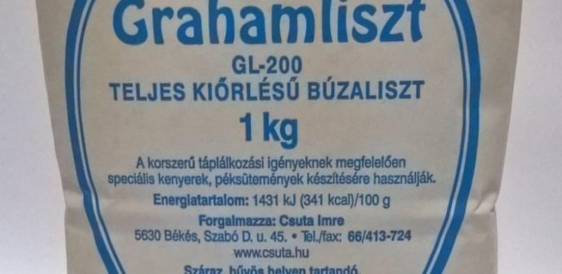 Grahamliszt 1kg
