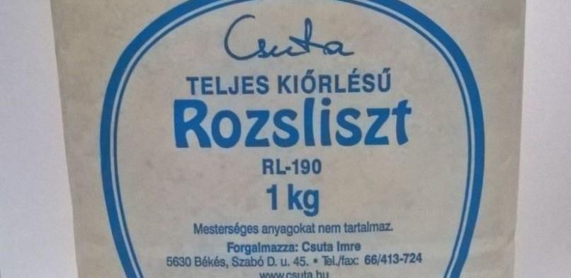 RL-TK Rozsliszt 1kg